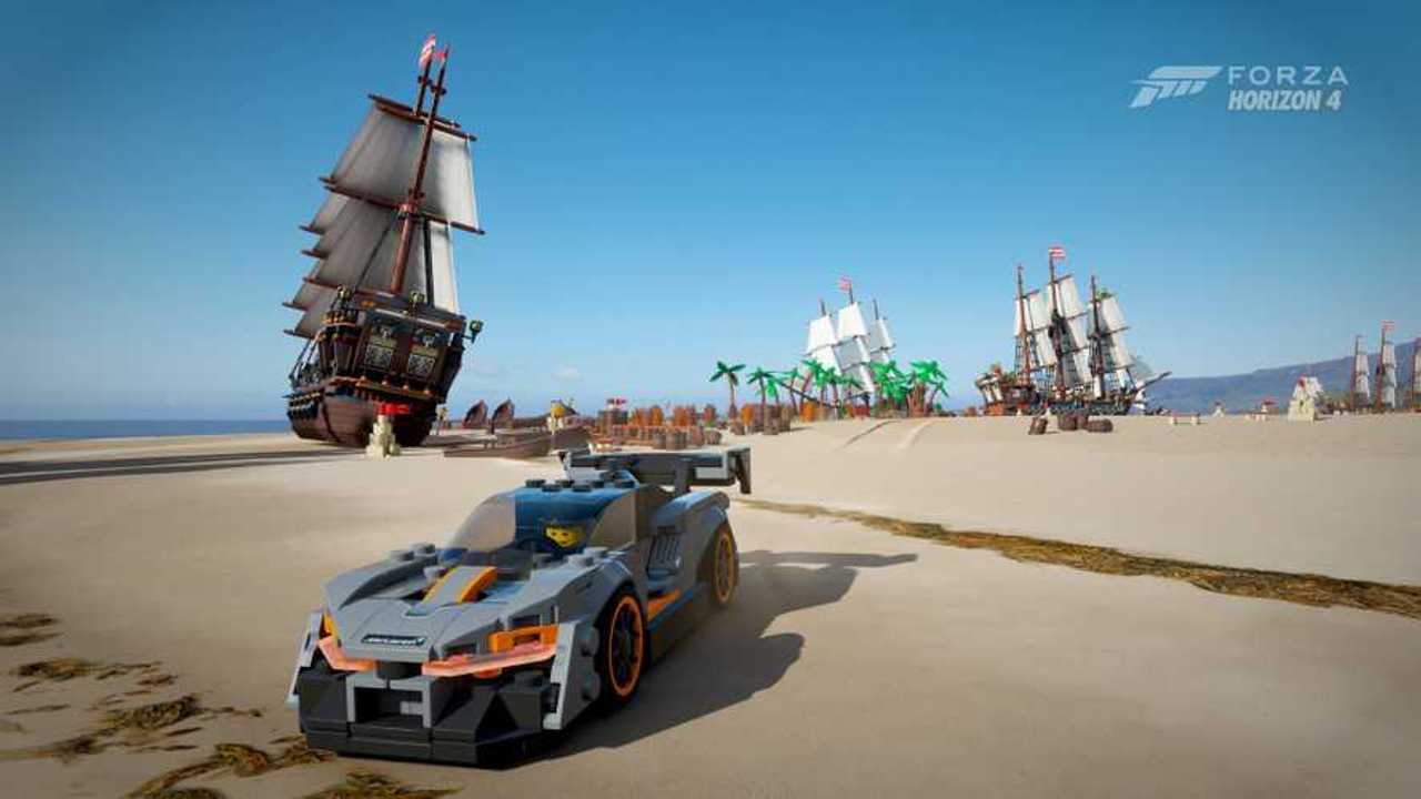 Forza Horizon 4 - Lego Speed Champions