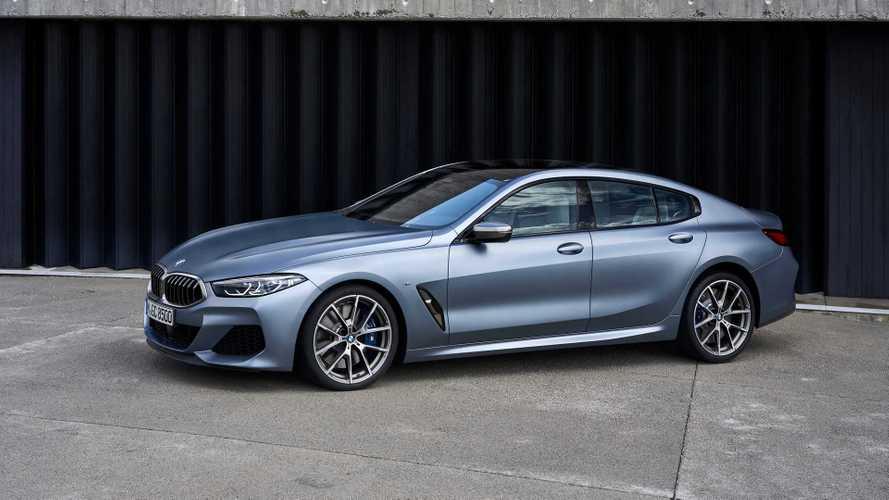 BMW Série 8 Gran Coupe - La limousine fastback