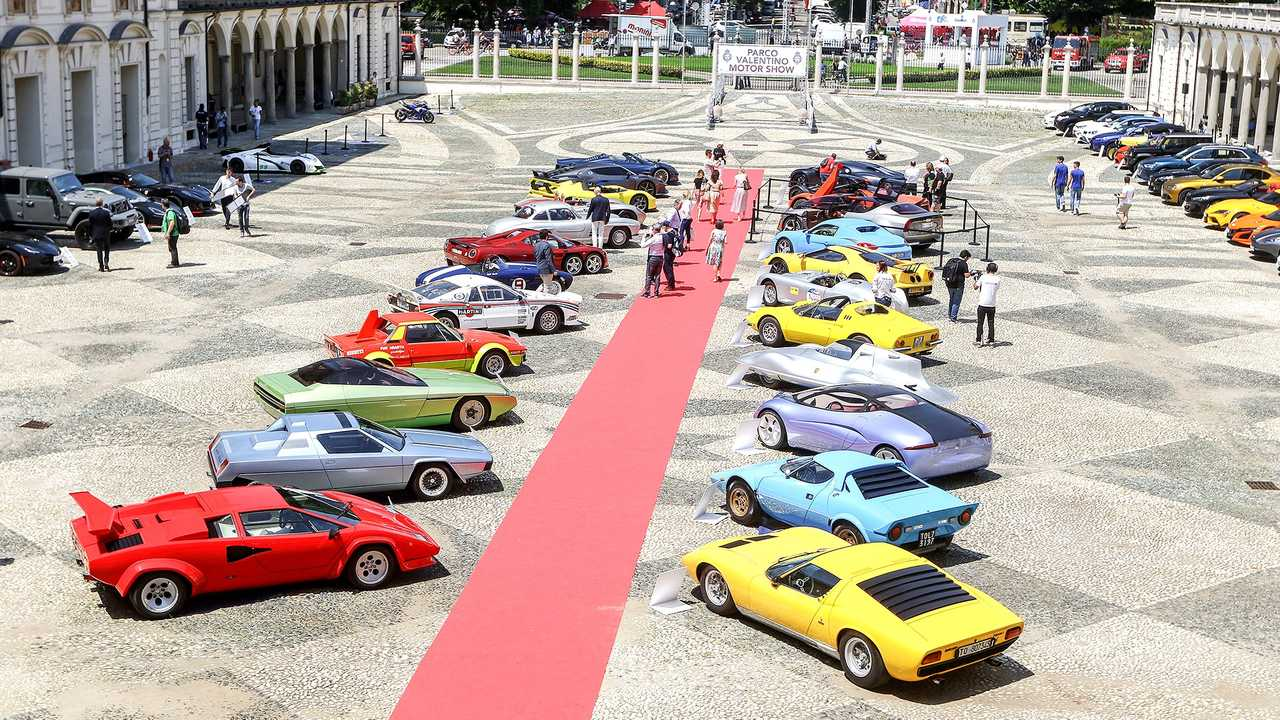 Parco Valentino 2019, le auto dei collezionisti