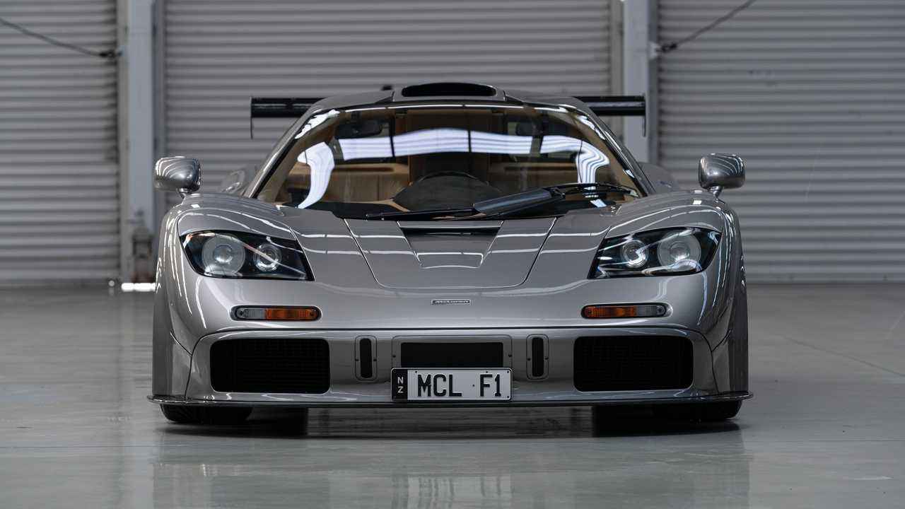 McLaren F1 'LM Specification