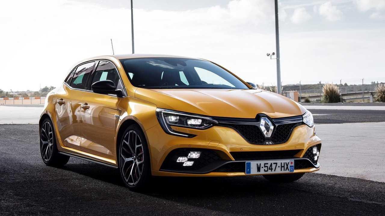 Renault Megane R.S. Trophy 2019