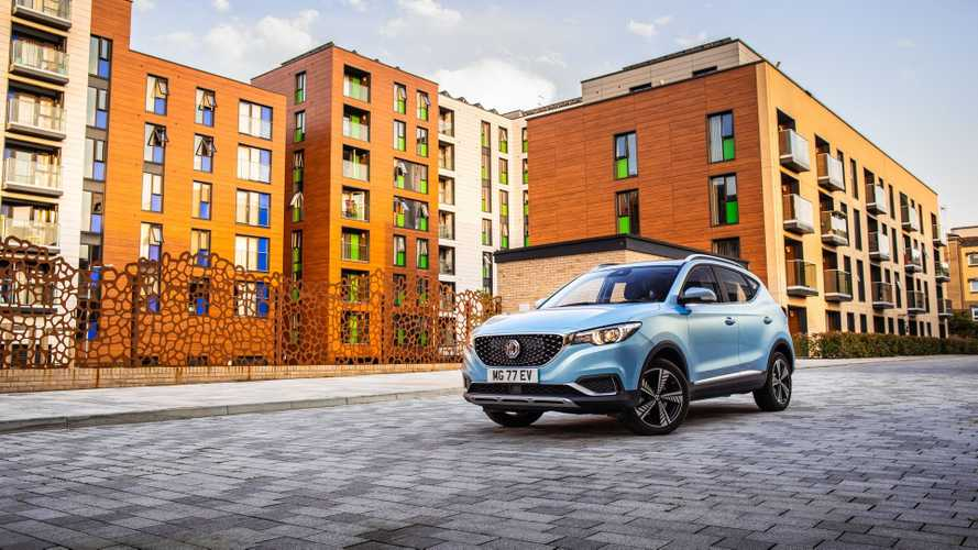 MG Already Received Over 750 Orders For ZS EV In UK
