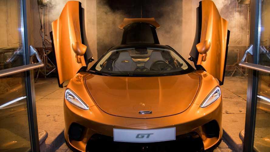 McLaren GT en Madrid