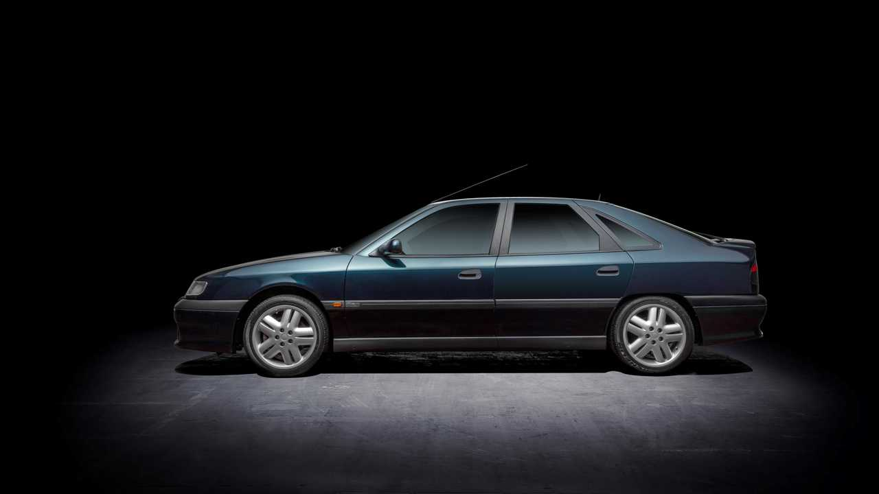 Renault Safrane Biturbo - 1993
