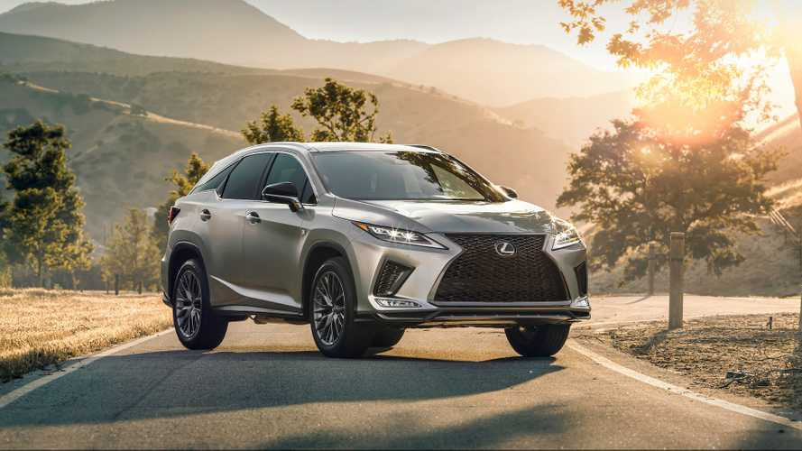 Lexus RX Facelift (2020): Neue Optik und verbessertes Fahrwerk