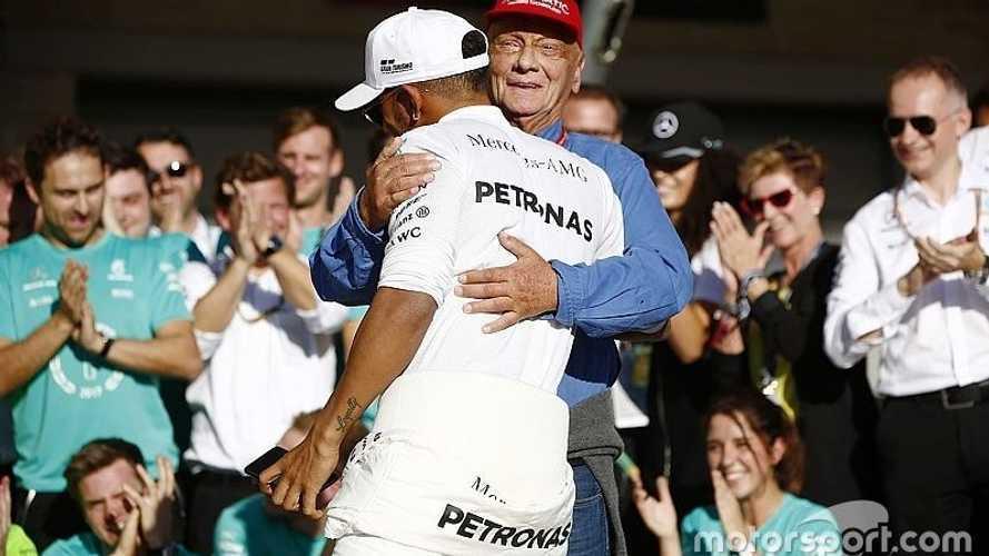 Hamilton : Sans Lauda,