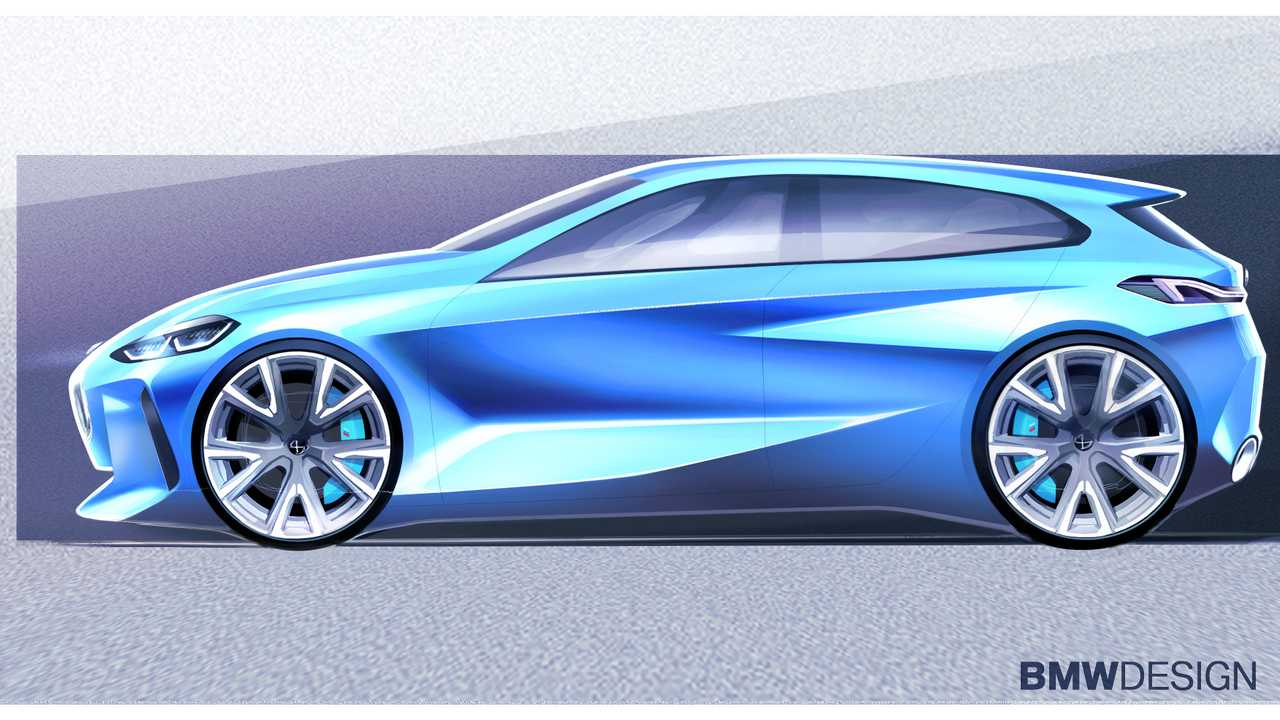 BMW Série 1 (2019)