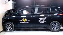 2019 Nissan LEAF - ANCAP Crash Tests