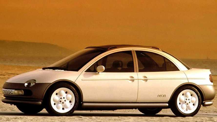 Prototipos olvidados: Dodge Neon Concept (1991)