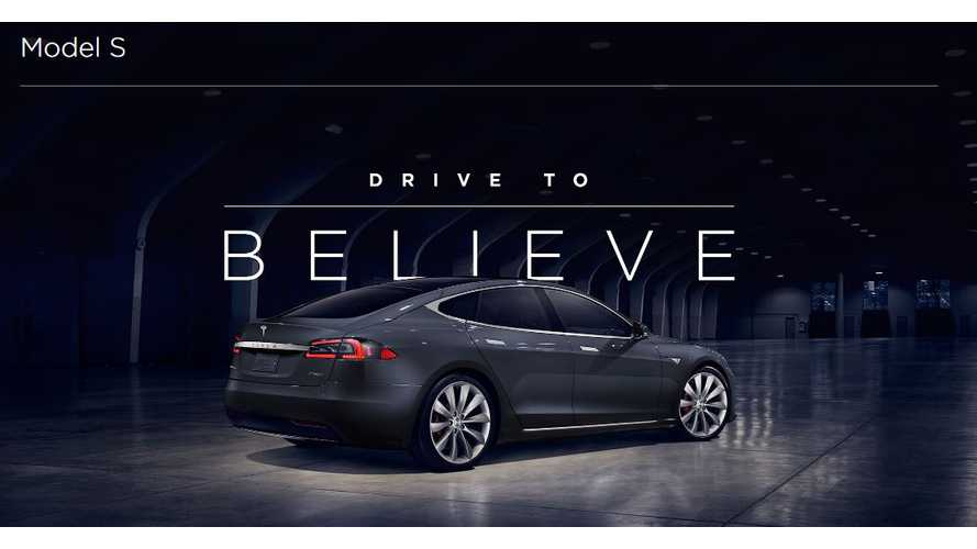 Tesla's Newest Competition Is Called 'The Greatest Drive' - Here's How To Enter