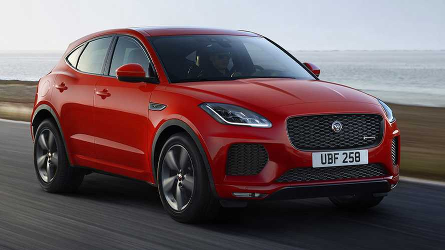 2019 Jaguar E-Pace Chequered Flag