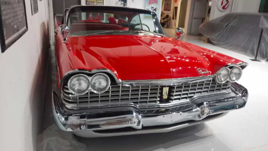Are You Brave Enough For This 1959 'Christine' Plymouth Fury?