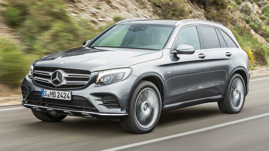 Mercedes GLC 350 e 4MATIC