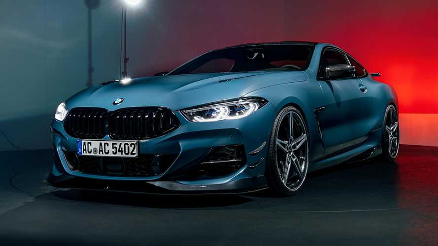 AC Schnitzer pousse la BMW M850i à 600 ch !