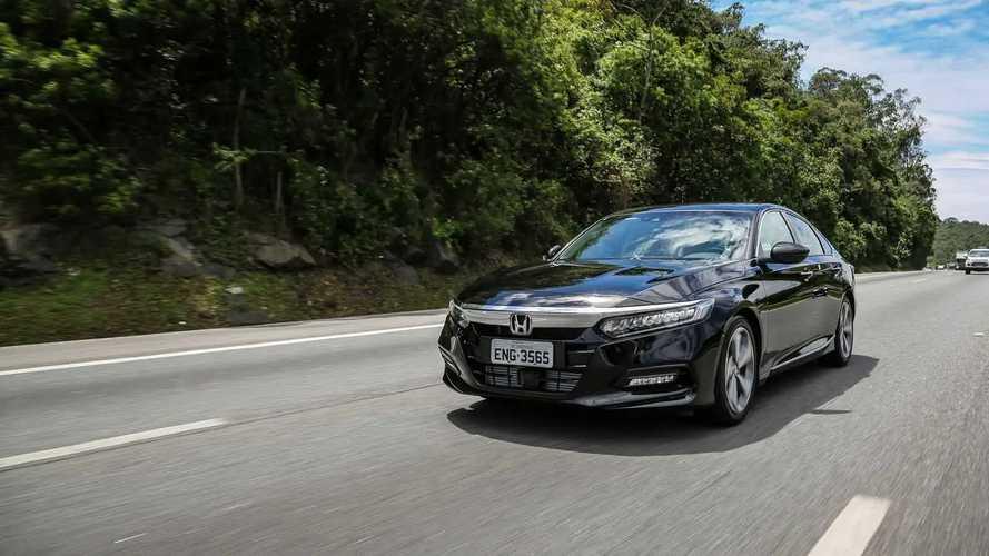 Honda Accord 2019 - Brasil