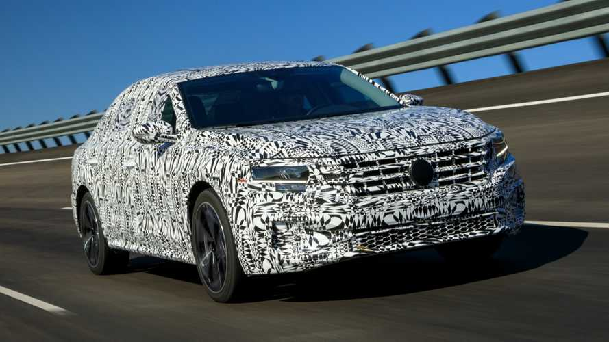 2020 VW Passat Prototype First Drive: Proof Is In The Packaging