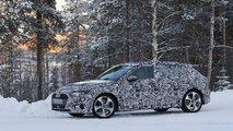 2020 Audi S3 Sportback spy photo