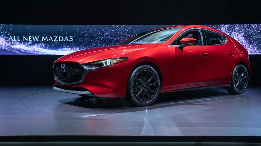 2019 Mazda3 Debuts With Cutting-Edge Style And Tech In LA