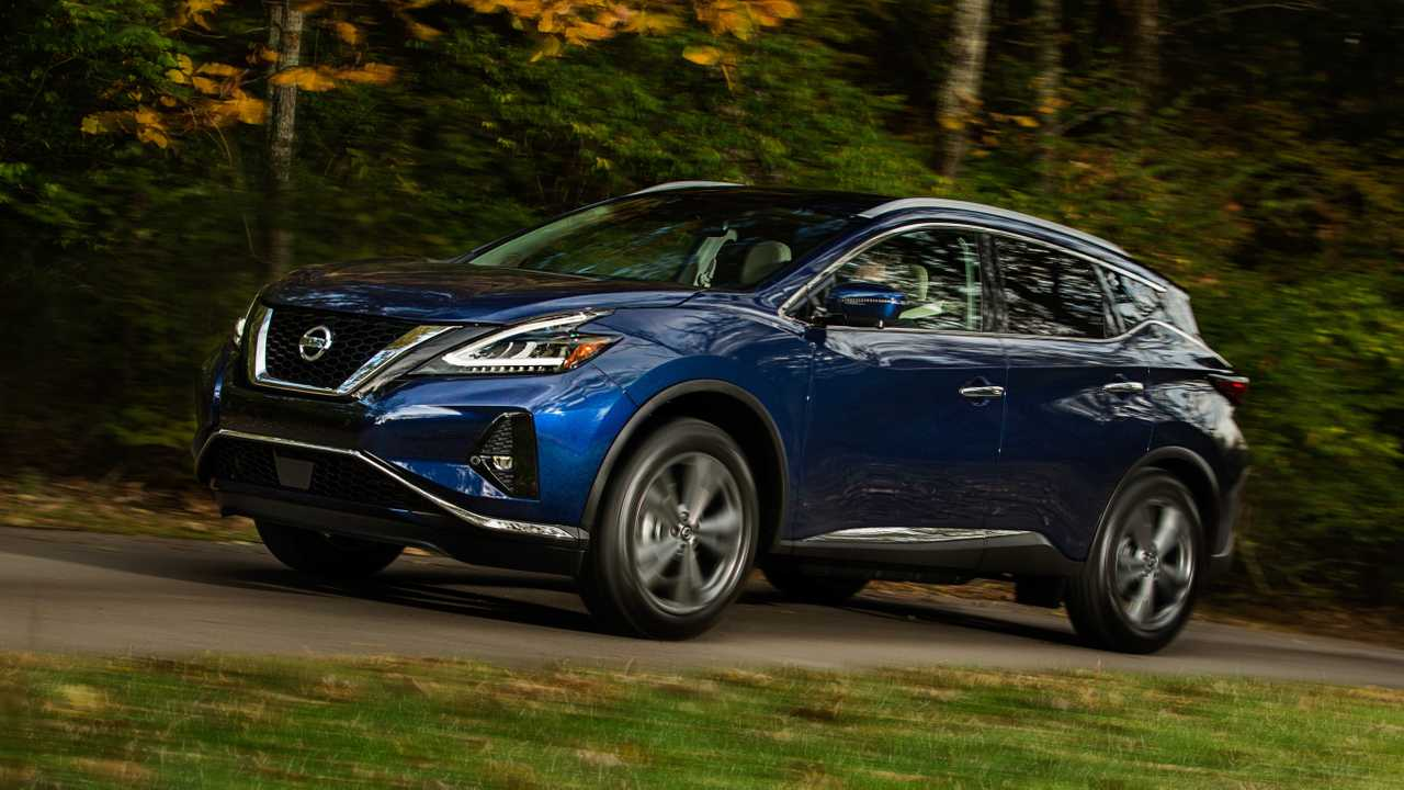 2019 Nissan Murano Platinum, Price, Colors >> 2019 Nissan Murano Shows Minor Facelift New Colors At La