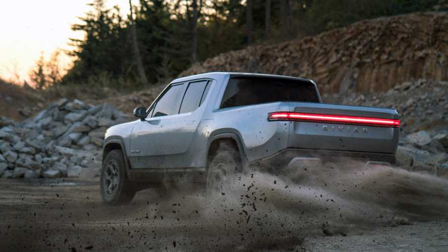 Rivian R1T: Ein supersportlicher Elektro-Pick-up