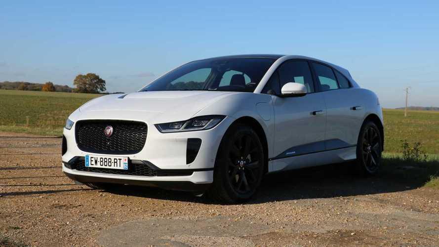Essai Jaguar I-Pace S