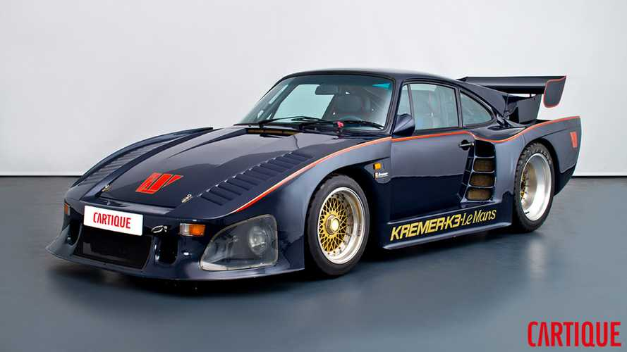 There's Rare, And Then There's This Road-Legal Porsche 935