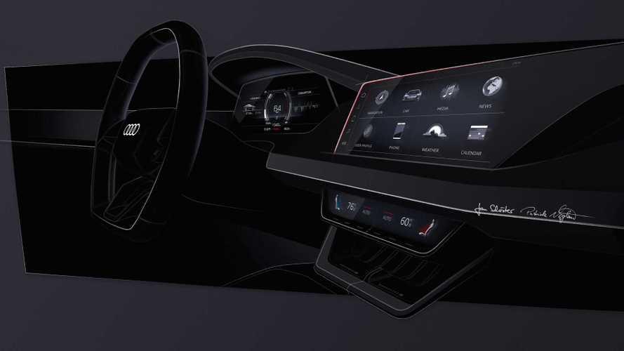 Concepto Audi e-tron GT