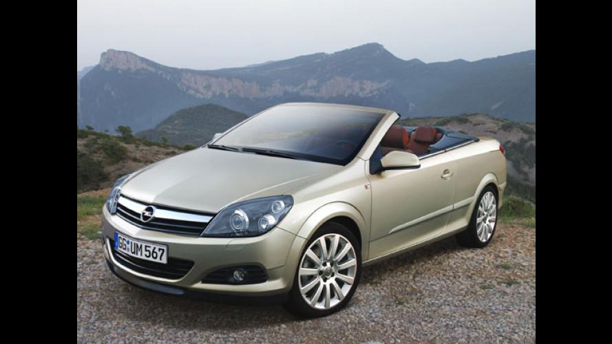 Opel Astra cabriolet: tornerà nel 2013