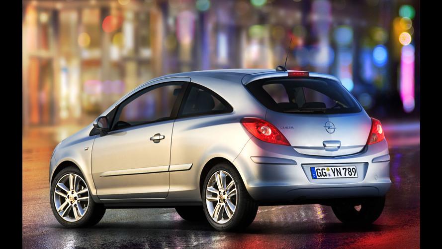 Nuova Opel Corsa: in Italia da 11.300 Euro
