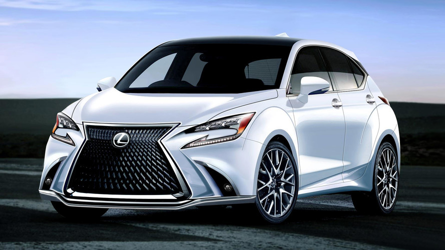 Lexus To Launch New Entry-Level Model In 2021