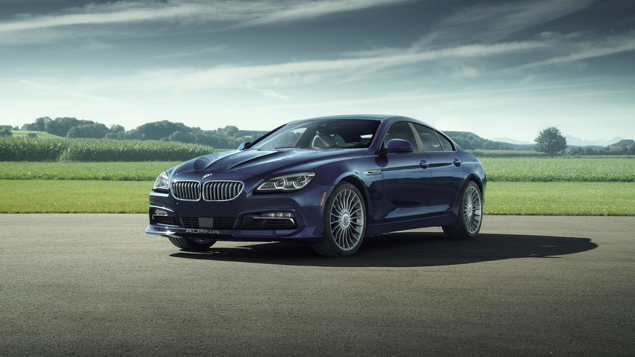 BMW Alpina B6 xDrive Gran Coupe BMW CCA Edition