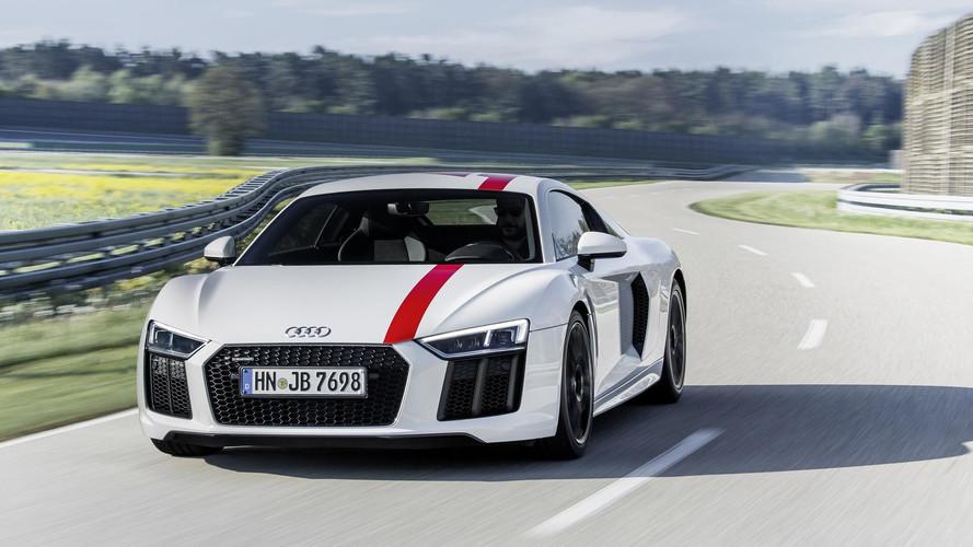 El Audi R8 V6 2018: ¿se hará realidad?