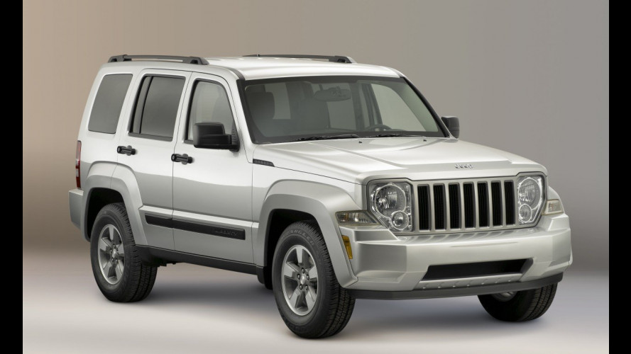 Jeep Cherokee 2008 a New York