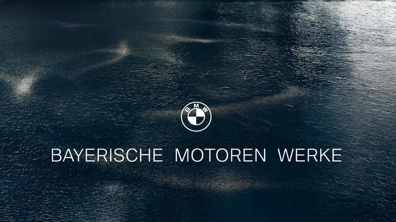 BMW - Logo preto e branco