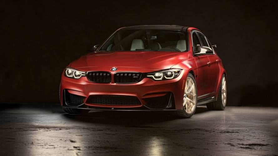 Next BMW M3 To Have Optional xDrive And More Power?