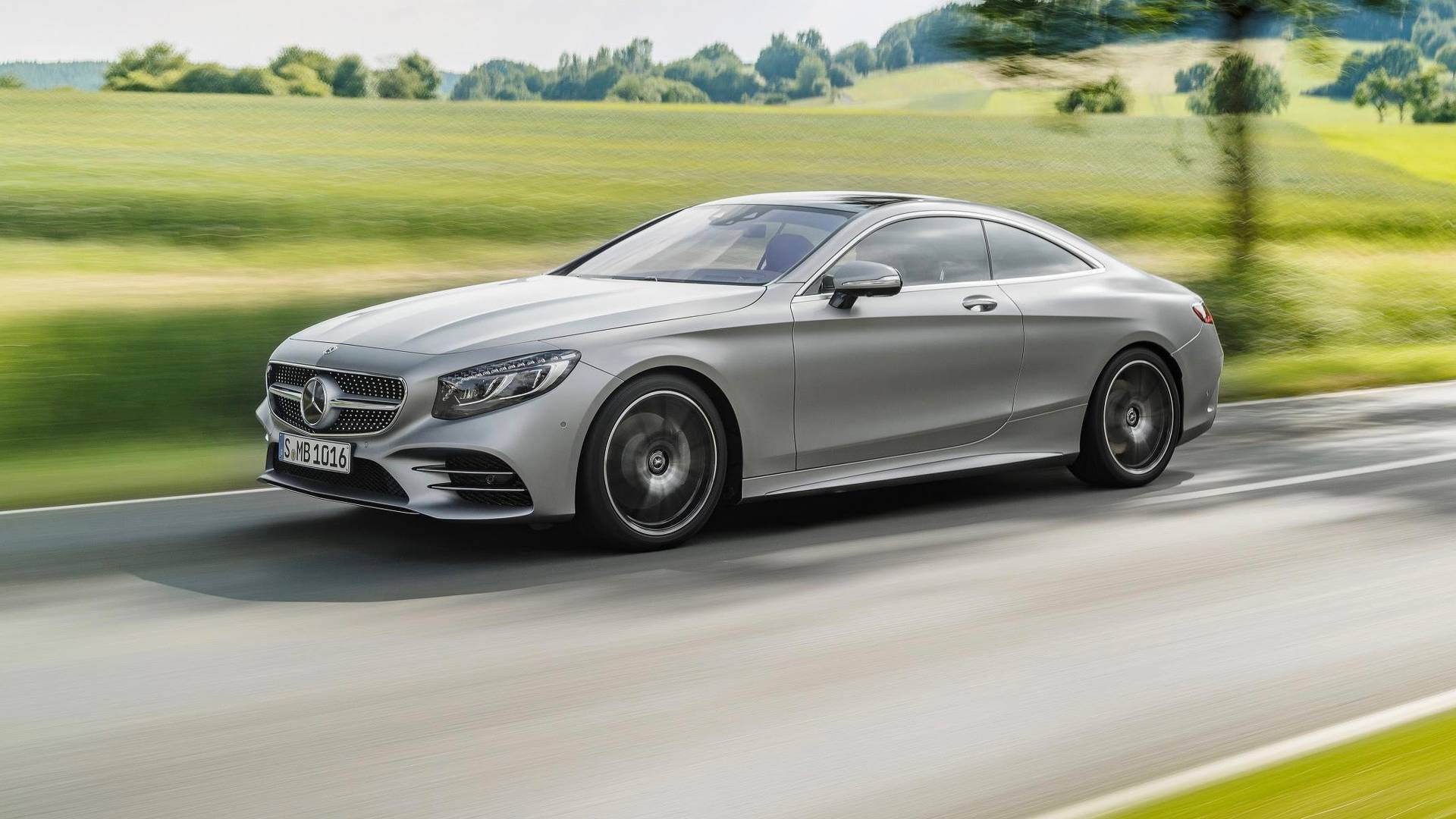 Mercedes Benz Reveals Uk Prices For New S Class Coupe