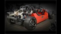 Schneller als ein Bugatti Chiron