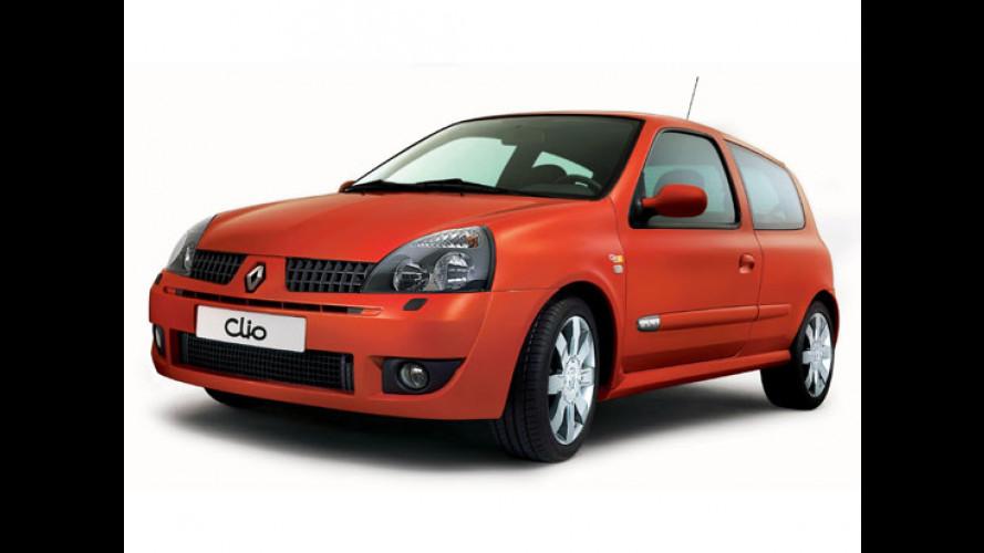 Renault Clio Sport Team