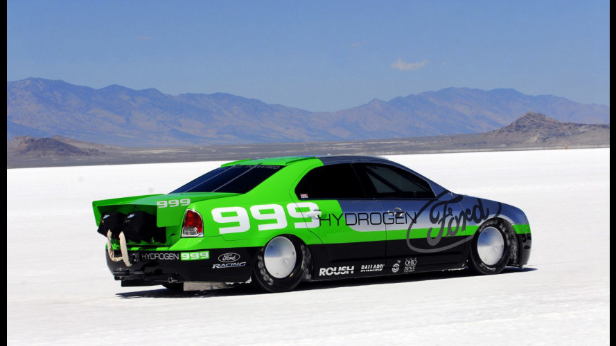 Ed è record per la Ford Fusion 999