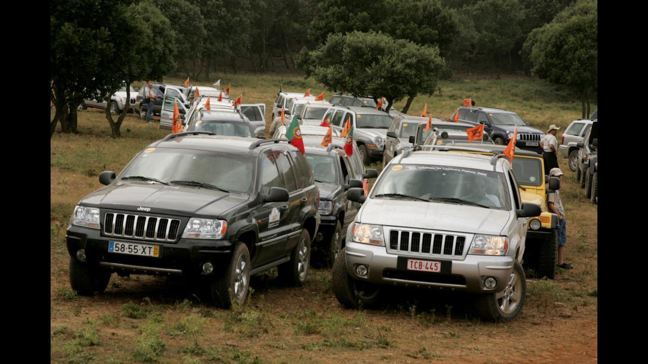 Jeep Camp 2007