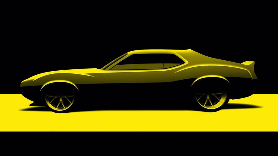 Ringbrothers Is Bringing A Hellcat-Powered AMC Javelin To SEMA