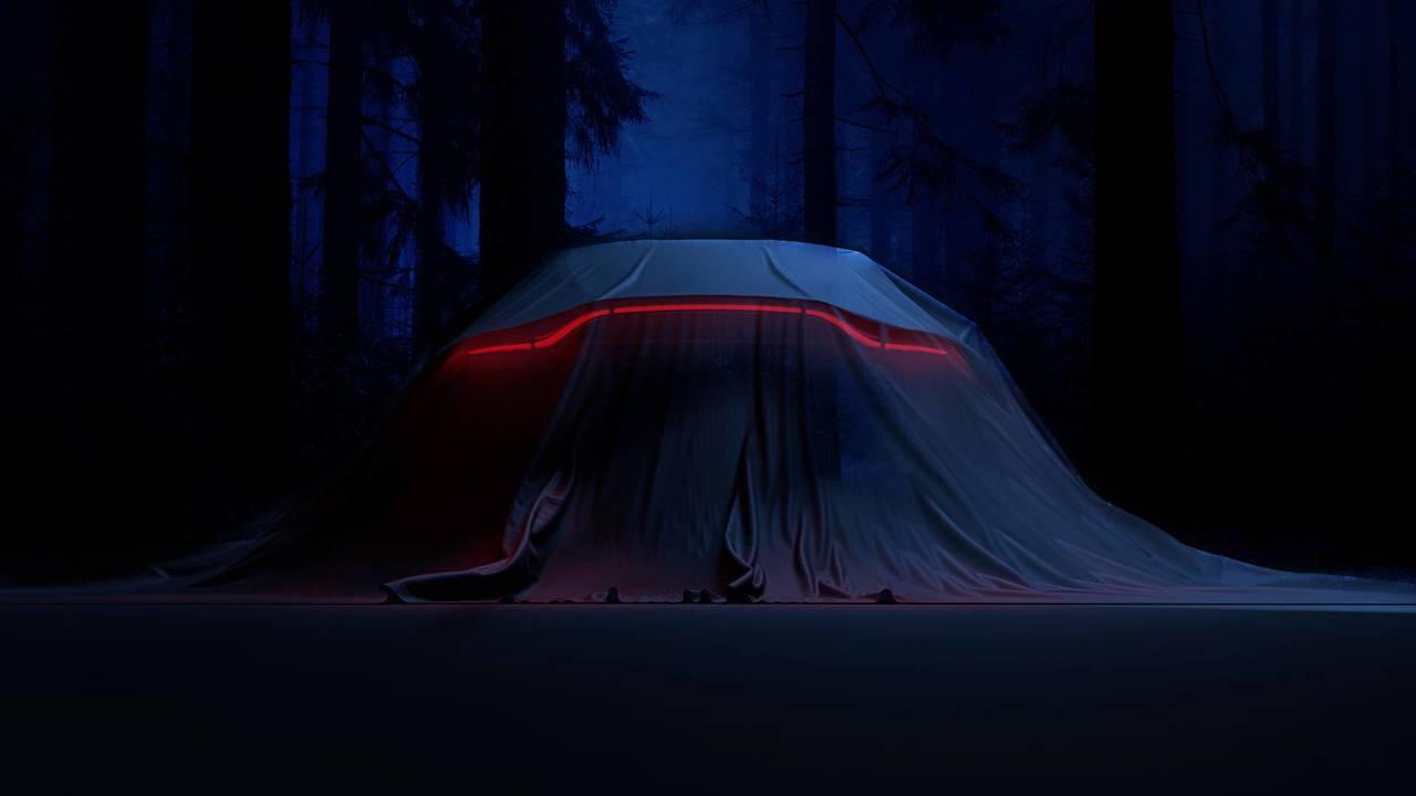 2018 Aston Martin Vantage teaser