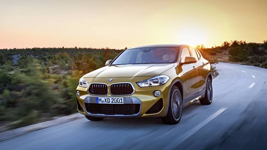 Cheaper BMW X2 Coming To U S  With Front Wheel Drive