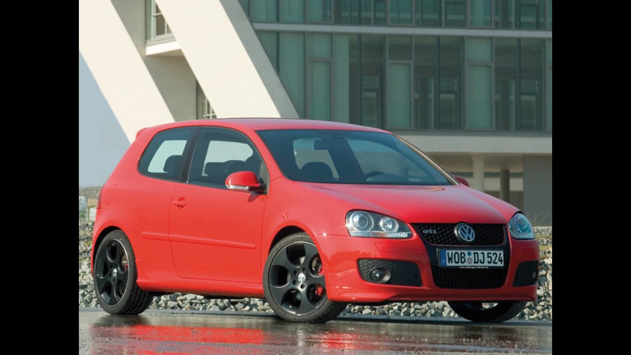 Volkswagen Golf GTI Edition 30