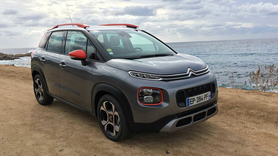 2017 citroen c3 aircross first drive from mpv to suv. Black Bedroom Furniture Sets. Home Design Ideas