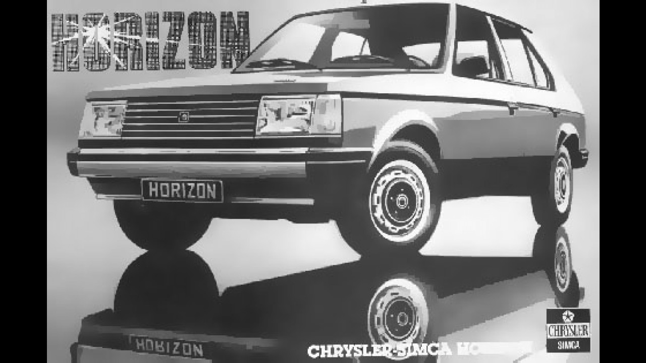 Chrysler - Simca Horizon