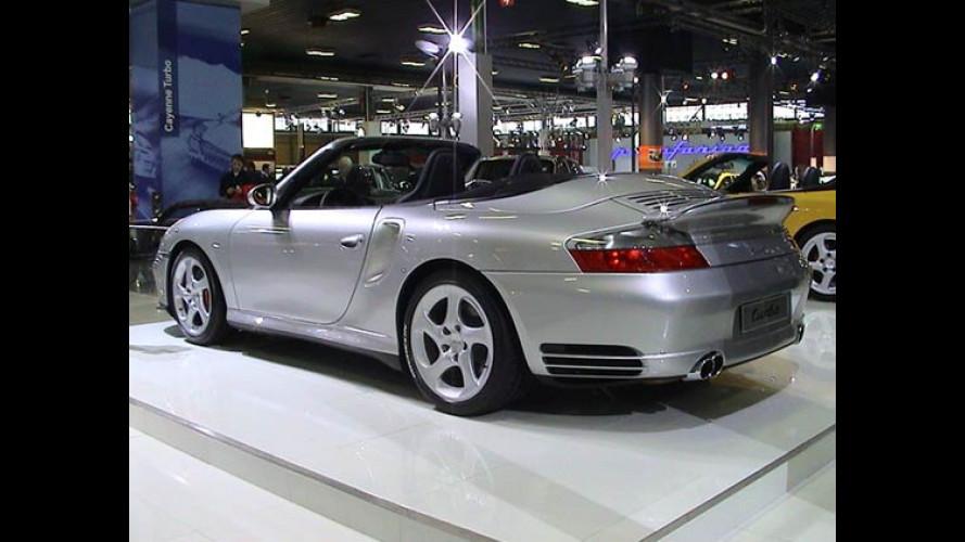 Porsche al Motorshow di Bologna