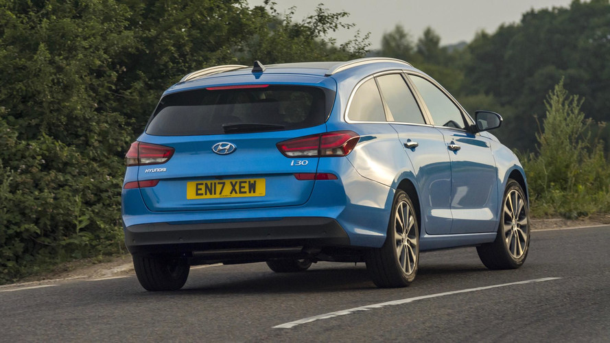 2017 Hyundai i30 Tourer Review: A Space Oddity