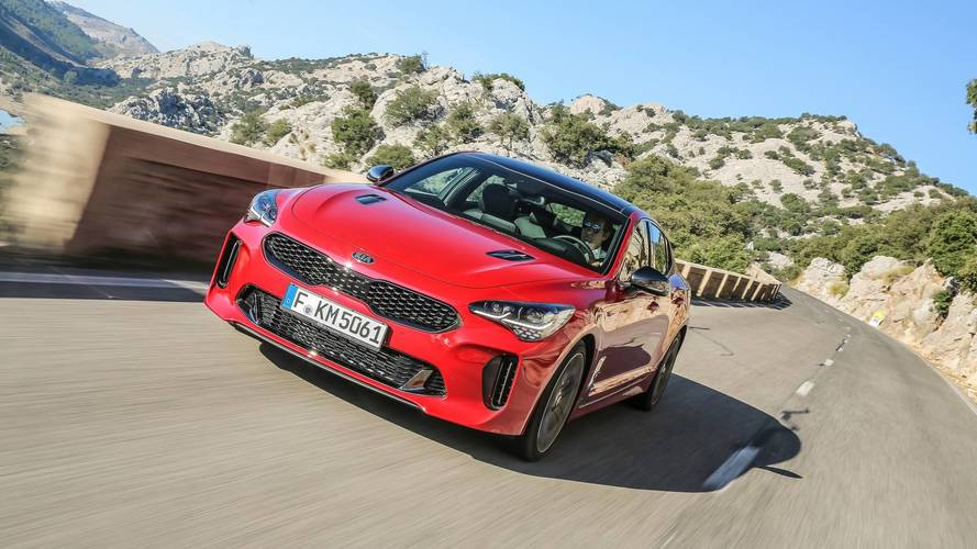 2018 Kia Stinger GT S first drive: The £40k Kia