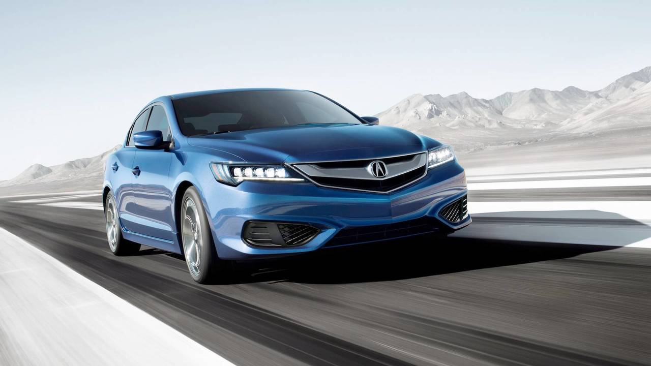 2018 Acura ILX A-Spec Special Edition
